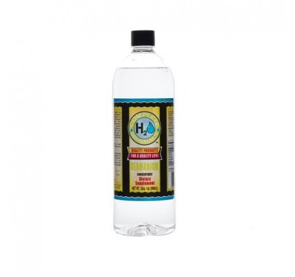 Germanium Ionic Mineral Water 50 ppm 32 fl. oz.