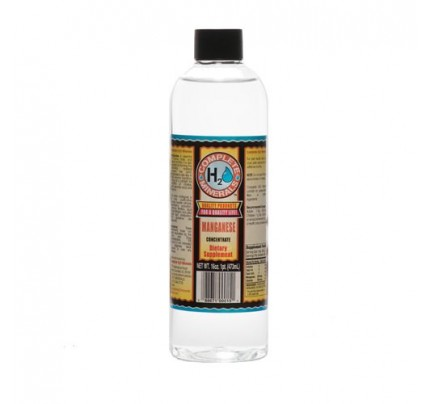 Manganese Ionic Mineral Water 50 ppm 32 fl. oz.