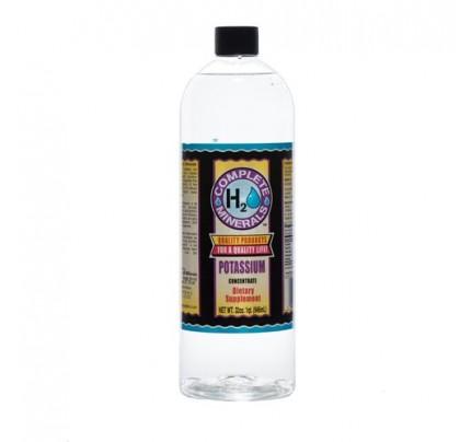 Potassium Ionic Mineral Water 1,000 ppm 32 fl. oz.