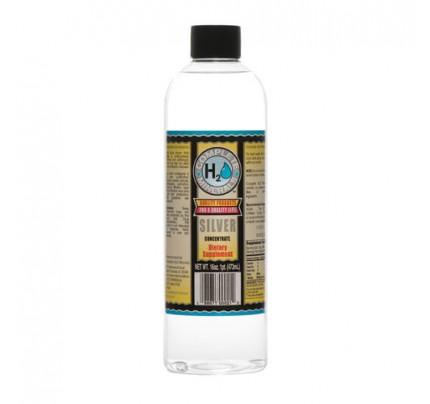 Silver Ionic Mineral Water 100 ppm 16 fl. oz.