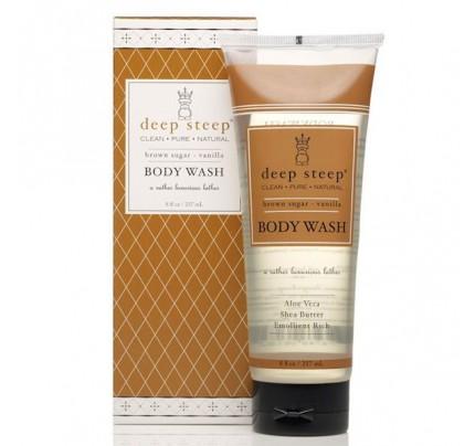Body Wash Brown Sugar Vanilla 8 fl. oz.