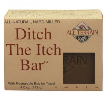 Ditch The Itch Bar Soap 4oz.