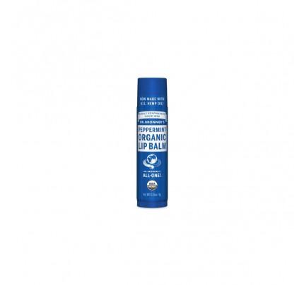All-One Organic Lip Balm Peppermint 0.15 oz.