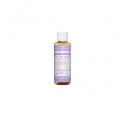 Organic 18-in-1 Hemp Pure Castile Liquid Soap Lavender 4 fl. oz.