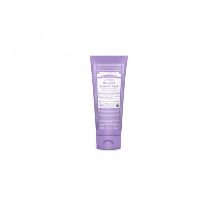 Organic Shaving Soap Lavender 7 fl. oz.