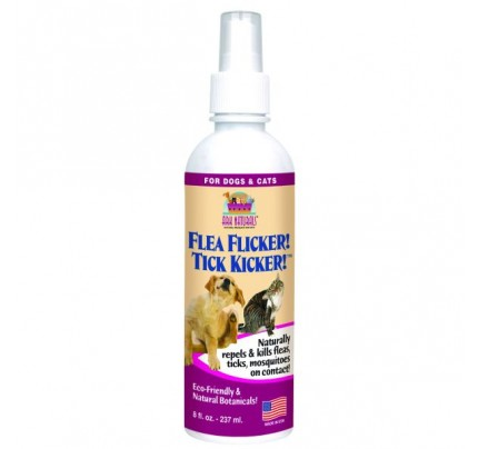 Flea Flicker Tick Kicker Spray 8oz.