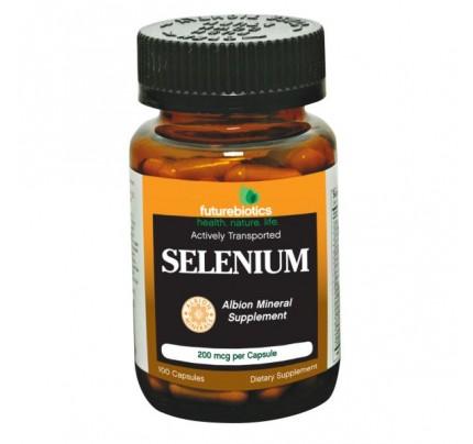 Selenium Chelate 200 mcg 100 Capsules