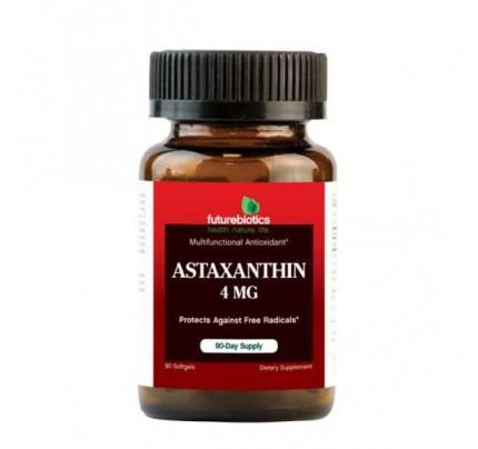 Astaxanthin 4mg 90 Softgels