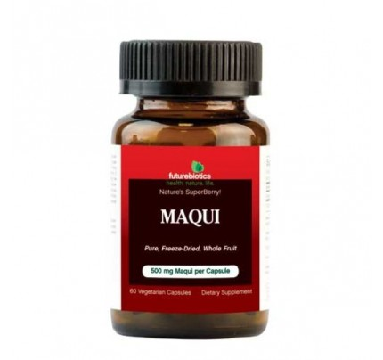 Maqui Freeze-Dried Superfruit 60 Vegetarian Capsules