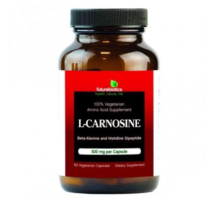 L-Carnosine 60 Vegetarian Capsules