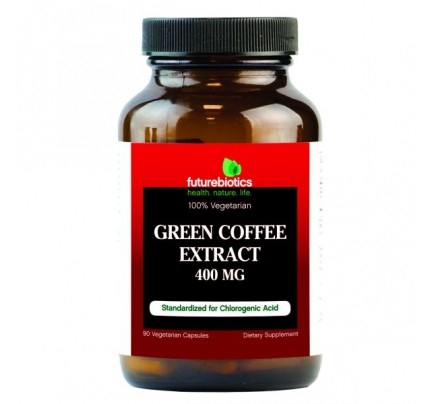 Green Coffee Extract 90 Vegetarian Capsules