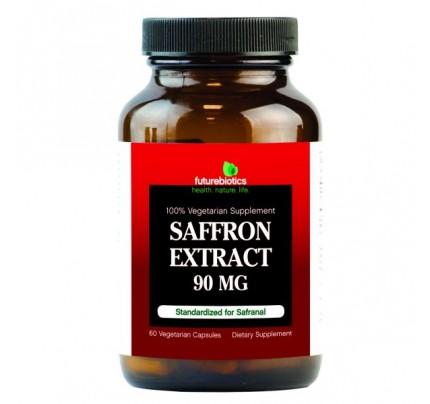 Saffron Extract 60 Vegetarian Capsules