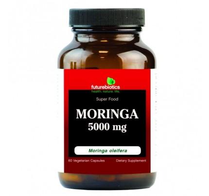 Moringa 5000mg 60 Vegetarian Capsules