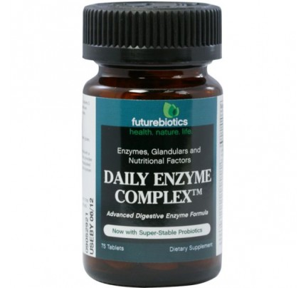 Daily Enzyme Complex 75 Tablets