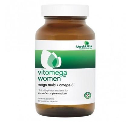 Vitomegawomen 90 Vegetarian Tablets