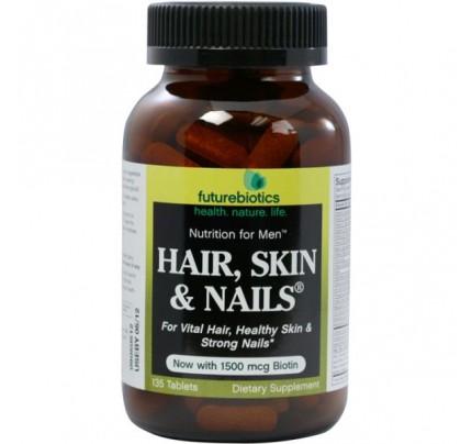 Hair, Skin & Nails for Men 135 Tablets
