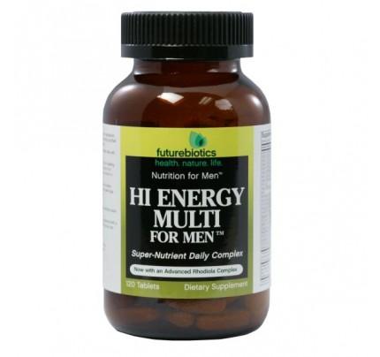 Hi Energy Multi for Men 120 Tablets