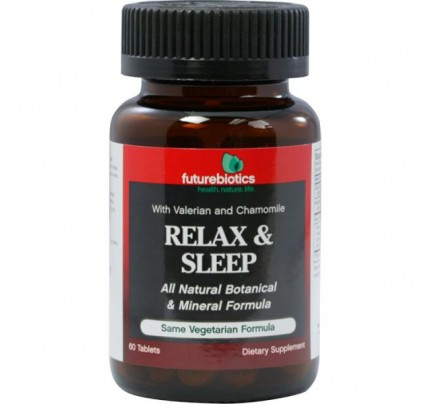 Relax & Sleep 60 Tablets