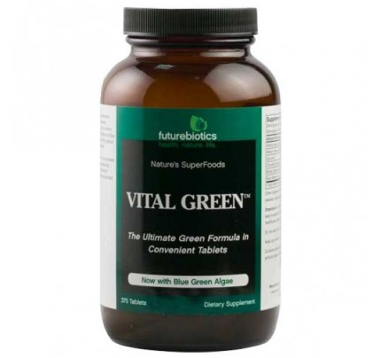 Vital Green - Enzyme Rich Green Food 375 Tablets