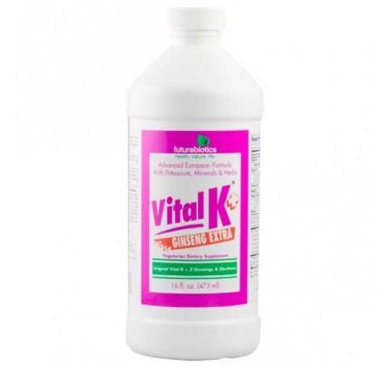 Vital K Plus Ginseng Extract 16 fl. oz.