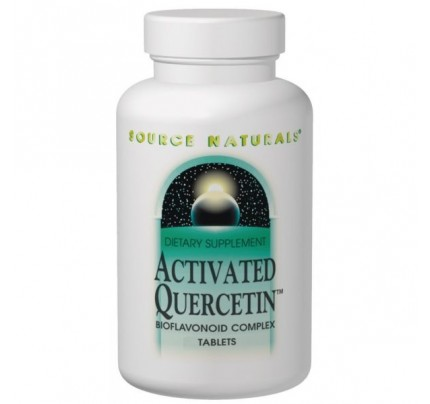 Activated Quercetin 333mg Capsules & Tablets