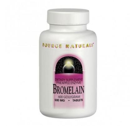 Bromelain Capsules & Tablets