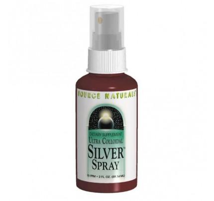 Ultra Colloidal Silver Spray 10 ppm 2 fl. oz.