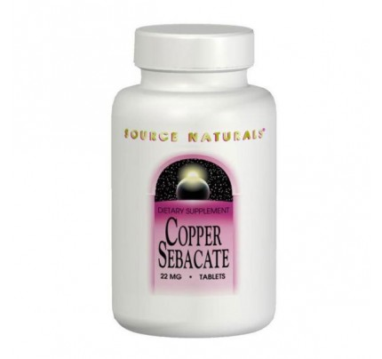 Copper Sebacate 3mg Tablets
