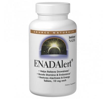 ENADAlert & ENADA NADH 5mg Tablets
