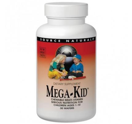 Mega-Kid Multiple Wafers