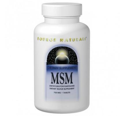 MSM Powder & Tablets