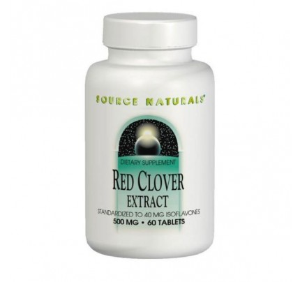 Red Clover Extract 500mg Tablets