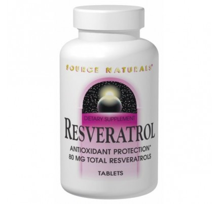 Resveratrol 8% Std Extract Capsules & Tablets