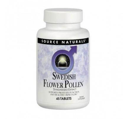 Swedish Flower Pollen 126mg Tablets
