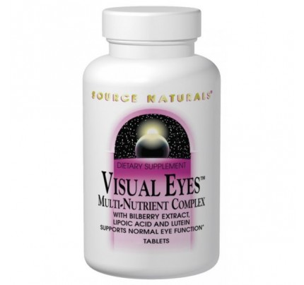 Visual Eyes Tablets