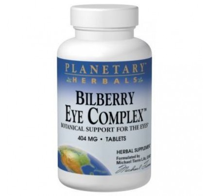 Bilberry Eye Complex 404mg Tablets