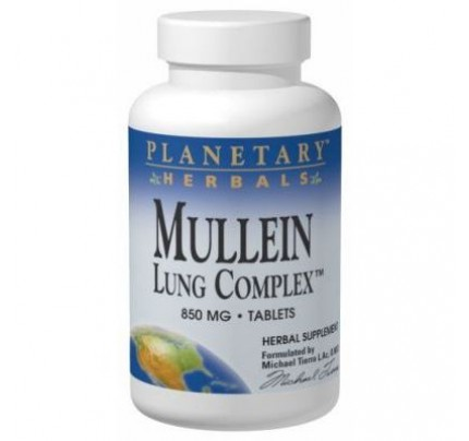 Mullein Lung Complex 850mg Tablets