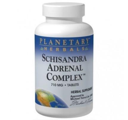 Schisandra Adrenal Complex 710mg Tablets