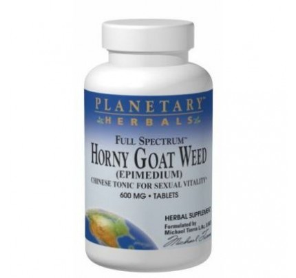 Horny Goat Weed, Full Spectrum 600mg &1,200mg Tablets
