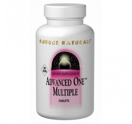 Advanced One Multiple (No Iron) Tablets