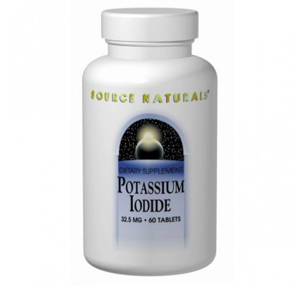 Potassium Iodide 32.5 mg Tablets
