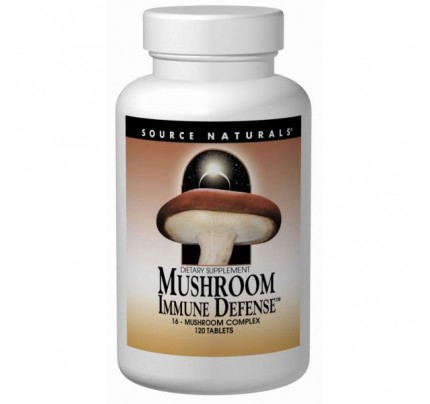 Mushroom Immune Defense 1,025mg Tablets