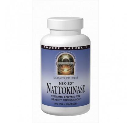 Nattokinase Enzyme Capsules & Softgels