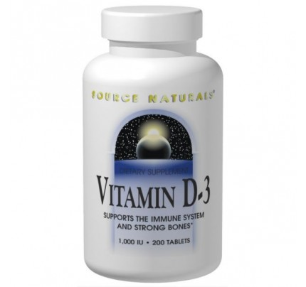 Vitamin D-3 Capsules & Tablets