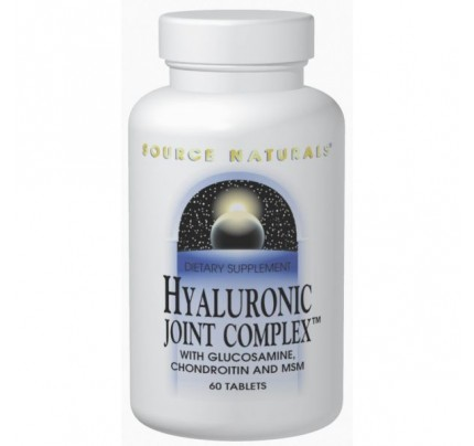 Hyaluronic Joint Complex Tablets
