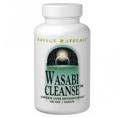Wasabi Cleanse 200mg Tablets