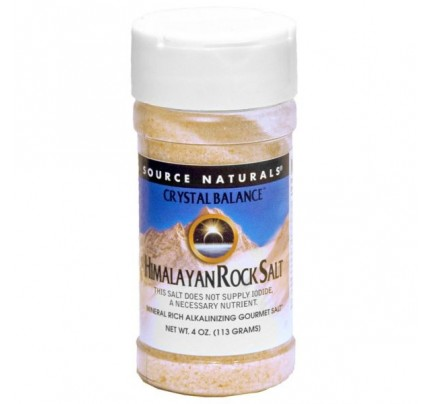 Himalayan Rock Salt by Crystal Balance Fine Grind