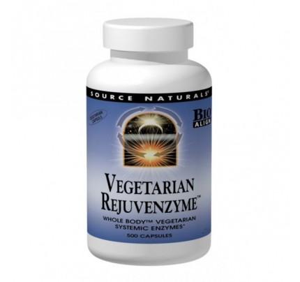 Vegetarian RejuvenZyme Capsules