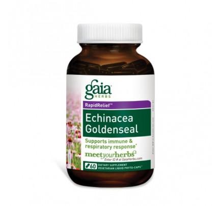 Echinacea Goldenseal 60 Capsules