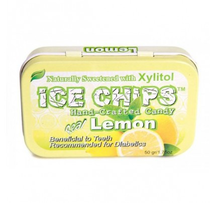 Lemon Xylitol Candy 1.76 oz.